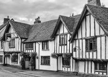 Old half-timbered Tudor Inn Royalty Free Stock Photos