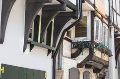 Old  half-timbered wall Royalty Free Stock Photo