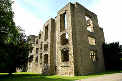 The Old Hall, Hardwick, Derbyushire. Royalty Free Stock Image