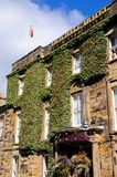 The Old Hall Hotel, Buxton. Stock Images