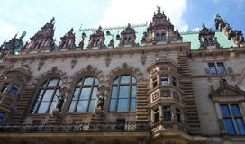 Old Hamburg Stock Photo