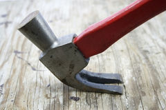 Old hammer  Royalty Free Stock Photography