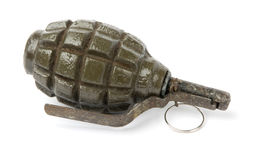 Old Hand Grenade Stock Image