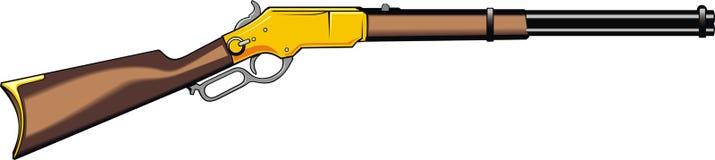Old hand gun (pistol) Royalty Free Stock Photography