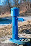 Hand Water Pump. Old hand operated Water Pump Royalty Free Stock Photos