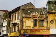 Old Hanoi Royalty Free Stock Image