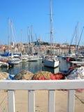 Old harbor - Marseille - France Stock Photo