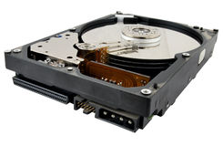 Old hard disk drive Stock Photos