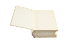 Old hardcover book Royalty Free Stock Image