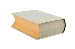 Old hardcover book Royalty Free Stock Photos