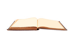 Old hardcover book Stock Photo