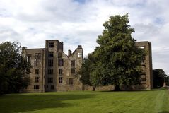 Old Hardwick Hall Royalty Free Stock Image