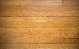 Old Hardwood Floor Background Stock Photo