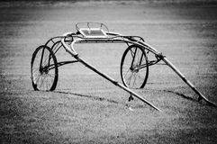 Old Harness Racing Sulky Stock Images