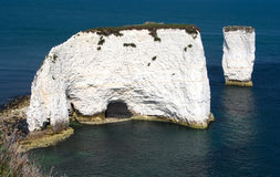 Old Harry Rocks 01 Stock Image