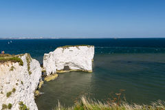 Old Harry Rocks Royalty Free Stock Images
