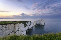 Old Harry Rocks Stock Images