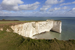 Old Harry Rocks Royalty Free Stock Photos
