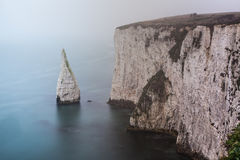 Old Harry Rock Royalty Free Stock Photos