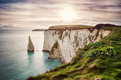 Old Harry Rocks, Dorset, UK Royalty Free Stock Photography