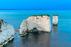 Old Harry Rocks Royalty Free Stock Image