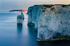 Old Harry Rocks Stock Photos