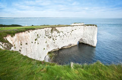 Old Harry Rocks Jurassic Coast UNESCO Royalty Free Stock Image