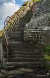 Old Hartley steps. Royalty Free Stock Photography