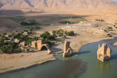 Old Hasankeyf Royalty Free Stock Images
