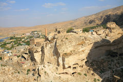 Old Hasankeyf Royalty Free Stock Photos