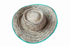Old hat isolated Royalty Free Stock Images