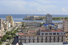Old Havana architecture in Cuba. Stock Photo