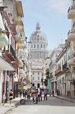 Old Havana city in Cuba Royalty Free Stock Photography