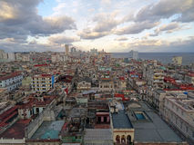 Old Havana City View Royalty Free Stock Images