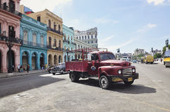 Old Havana, Cuba Royalty Free Stock Photography