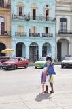 Old Havana, Cuba Stock Images