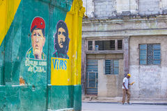 Old Havana , Cuba Royalty Free Stock Image