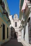 Old Havana street Stock Image