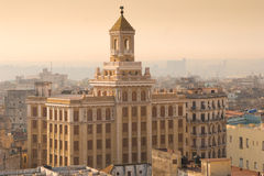 Old Havana at Sunrise Stock Photos
