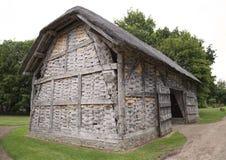 Old hay barn, England Stock Image