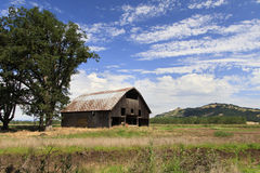 Old Hay Barn Stock Images