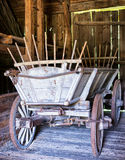 Old hay cart Royalty Free Stock Photography