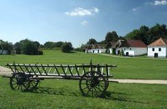 Old Hay Wagon Royalty Free Stock Photos