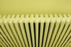 Old Heater Stock Image
