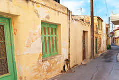 The old Heraklion Royalty Free Stock Images