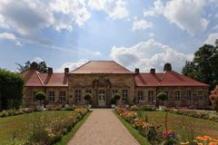 Old Hermitage Palace Bayreuth Royalty Free Stock Photos