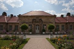 Old Hermitage Palace Bayreuth Royalty Free Stock Image