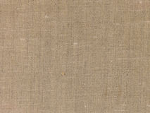Old hessian, canvas texture as background Stock Images
