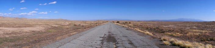 Old Highway, Utah Stock Photos