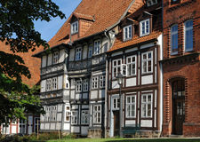 Old Hildesheim Stock Photo